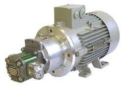 Шестерённый насосный агрегат GFM-D