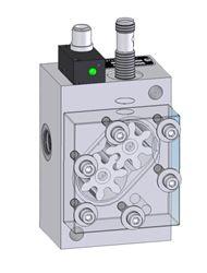 Шестерённый контроллер KUZ-E