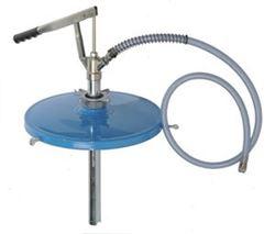 Насос для заполнения резервуаров централизованных систем смазки