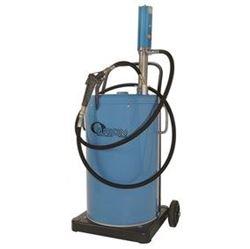 Мобильная маслостанция De-luxe для емкостей на 20 и 60 л масла