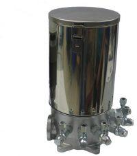 Поршневой насосный агрегат DMF-A